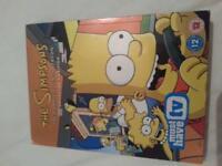 simpsons complete 10th season dvd NEW