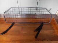 Dog Car Barrier Metal Divider Estate Guard Boot Pet Safe Travel Shield