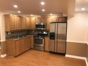 BRAND NEW FINISHED BASEMENT FOR RENT AT GREAT LOCATION IN AJAX