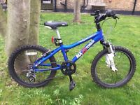 KIDS BIKE - Ridgeback MX20 Terrain - aged 6-9yrs