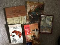 Charles Dickens books