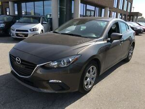 2015 Mazda MAZDA3 GX SEDAN, SKYACTIV WITH BLUETOOTH