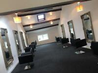 Fully Equipped Brand New Modern Salon To Rent In Rochdale