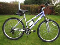 "Ladies Triumph Verona Mountain Bike 18"" Excellent Condition"