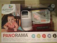 New baby camera &monitor Panorama summer infant