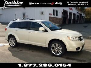 2017 Dodge Journey GT | LEATHER | SUNROOF | HEATED SEATS |