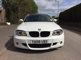 Bmw 1 series 120d m sport not 118d