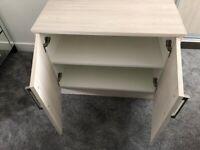 bedroom storage cupboard wood new