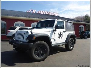 2014 Jeep Wrangler Sport Trail Rated 4x4