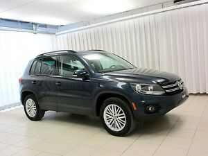 2016 Volkswagen Tiguan BE SURE TO GRAB THE BEST DEAL!! 2.0 TSI 4