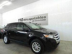2013 Ford Edge SE V6 A/C BLUETOOTH COMME NEUF!!