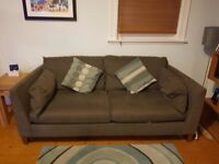 Contemporary Marks and Spencer Sofa For Sale