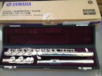 Yamaha flute. 311 in good condition