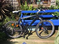 21 gear mountain bike !