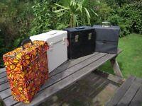 Record boxes / LP storage cases