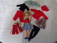 PENNY BRITE Doll and clothes