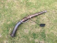 Mk4 golf 1.8T Decat pipe
