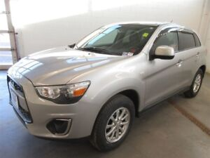 2015 Mitsubishi RVR SE- 4x4!  ALLOYS! BLUETOOTH!