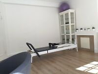Consulting/Treatment/Pilates room to rent in Harley Street area. Marylebone W1