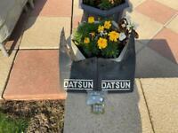 Datsun Mud Flaps