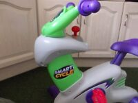 Fisher Price Smart cycle very good condition