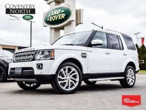 2015 Land Rover LR4 HSE LUXURY with 20's!!!