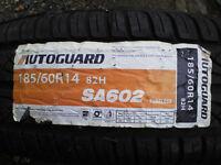 2 new tyres