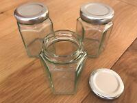 Mini Jam Jars for sale / Wedding Favour Jars