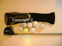 Golf club King Cobra Fairway 3 Wood hyper steel comp head graphite design
