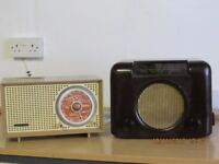 Vintage Radio's.