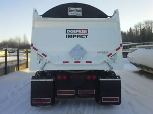 2016 Doepker TRIDEM END DUMP IMPACT Edmonton Edmonton Area image 3