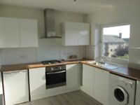 2 bedroom flat second floor fully refurbished in the inch