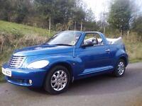 Chrysler or cruiser convertible