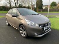 PEUGEOT 208 1.2 Allure 2014. Low mileage, petrol, 5 door.