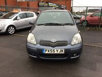 Toyota Yaris 1.3 VVT-i Colour Collection 5dr FULL DEALER SERVICE HISTORY,