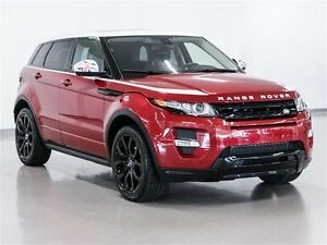 2015 Land Rover Range Rover Evoque SW1 Colour Special Edition CE