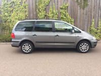 VW SHARAN + 1.9 TDI SE + 1 OWNER FROM NEW + 45K FULL SERVICE HISTORY + DISABLED ACCESS