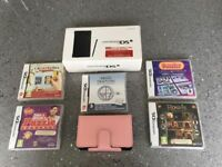 Nintendo DSi Black games Console & Bundle