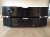 Stereo Separates System with Speakers