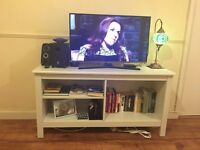 Samsung 32inch TV,, UE32J5100, in warranty (only 8 months old) and chic TV stand