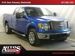 2010 Ford F-150 XLT 4 X 4 + 6 PLACES + MAGS CHROMES 20