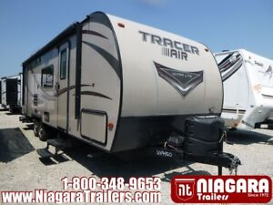 2015 Forest River Tracer Air 250 Travel Trailer