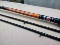 Daiwa Tornado Twin Tip 10' match/barbel/coarse fishing rod