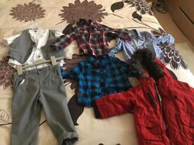 12-18 bundle of clothes