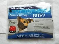 Mesh muzzle