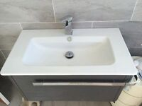 Ceramic bathroom sink bathstore