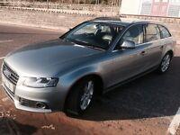 Audi A4 2.0 tdi CR b8 avant 2009 *sat nav*