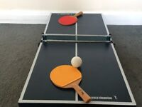 Mini Table Tennis (table-top)