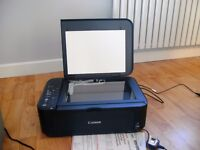 2 free printers/scanners. 1HP and 1 Canon. Untested.