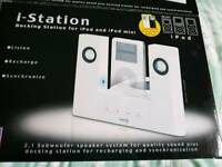 white i-station
